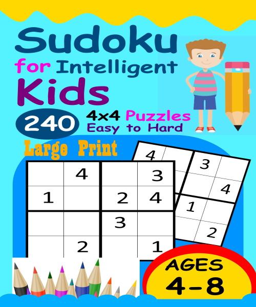 sudoku for inteliigent kids